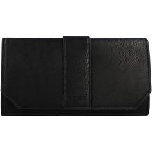 ESPRIT Isa Geldbörse 19 cm black