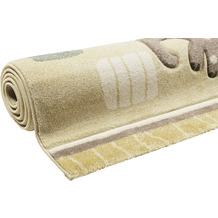 ESPRIT Kurzflor-Teppich Lucky Zoo 2.0 ESP-24323-075 beige 80x150