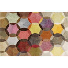 ESPRIT Kurzflor-Teppich Modernina ESP-21627-110 multicolor 80x150