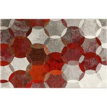 ESPRIT Kurzflor-Teppich Modernina ESP-21627-112 rot 80x150