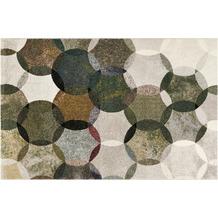 ESPRIT Kurzflor-Teppich Modernina ESP-21627-954 grün 80x150