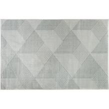 ESPRIT Moderne Teppiche Velvet Groove ESP-8780-030 grau 80x150 cm
