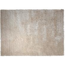 ESPRIT Hochflor-Teppich New Glamour ESP-3303-10 weiss 90 x 160 cm