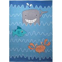 ESPRIT Kinderteppich Sealife ESP-3817-02 70cm x 140cm