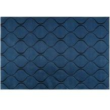 ESPRIT Teppich Aramis ESP-4182-02 blau 70x140