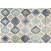 ESPRIT Teppich Nilas Haute Kelim ESP-6011-04 blau 80x150