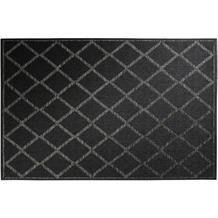 ESPRIT Outdoorteppich Sparkle (Rhomb) ESP-5574-359 navy 80x150