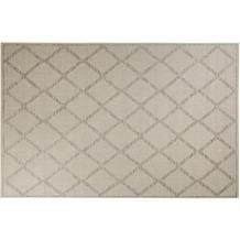 ESPRIT Outdoorteppich Sparkle (Rhomb) ESP-5574-770 beige 80x150