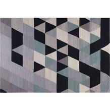 ESPRIT Teppich Triango Kelim ESP-7717-01 grau 60x110