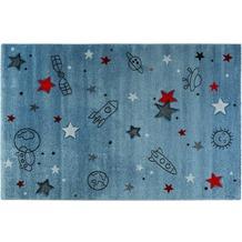ESPRIT Teppich Yoda ESP-21980-032 blau 80x150
