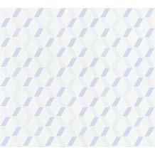 ESPRIT Vliestapete Afternoon Haze Tapete geometrisch grafisch rosa lila weiß 10,05 m x 0,53 m