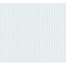 ESPRIT Vliestapete ECO Ökotapete PVC-frei blau metallic weiß 358181 10,05 m x 0,53 m