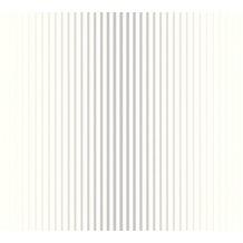 ESPRIT Vliestapete Evening Shade Tapete gestreift lila weiß 10,05 m x 0,53 m