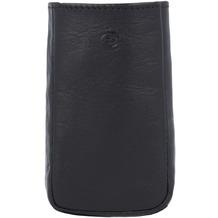 Esquire Deer Schlüsseletui Leder 10 cm logo schwarz
