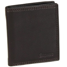 Esquire Duo Geldbörse Leder 8,5 cm brown