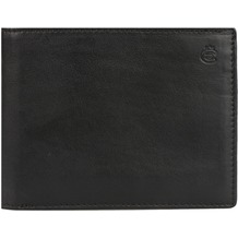 Esquire Eco Geldbörse I Leder 12 cm black