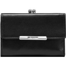 Esquire Helena Geldbörse Leder 12 cm schwarz