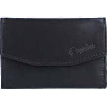 Esquire New Silk Schlüsseletui Leder 10 cm schwarz