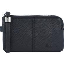 Esquire Verona Schlüsseletui Leder 13 cm schwarz