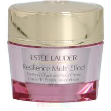 Estee Lauder E.Lauder Resil. Multi-Effect Face Neck Creme, Gesichtspflege SPF15 Dry Skin 50 ml