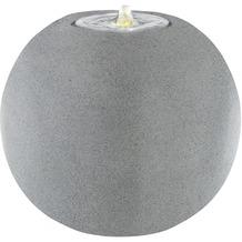 ESTERAS Brunnen mit LED Smartline Beek 41, Grey