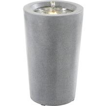 ESTERAS Brunnen mit LED Smartline Duiven 57, Grey