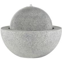 ESTERAS Zimmerbrunnen Guapi Stone Granite Grey (Outdoor geeignet) Ø57x55 cm
