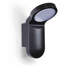 ESY-LUX OL 100 LED 3K schwarz LED-Leuchte IP55 (Wandmontage), 14 W, Lichtfarbe ca. 3000 K warmweiß