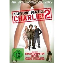 EuroVideo Achtung,fertig,Charlie! 2 (DVD), DVD