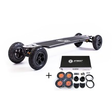 Evolve Carbon GT 2-in-1 Bundle  E-Skateboard mit GT Street Conversion Kit