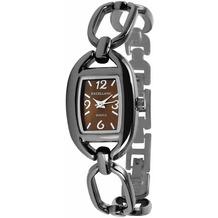 Excellanc Damenuhr mit Metallband - schwarz 180077000331
