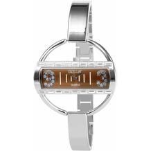 Excellanc Damenuhr mit Metallband - silber 152427000023