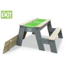 EXIT Aksent Sand,- Wasser- und Picknicktisch (1 Bank)