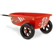 EXIT Foxy Fire Gokart Anhänger-rot