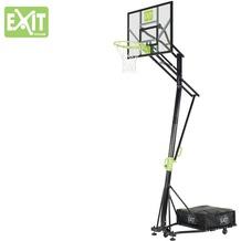 EXIT Galaxy versetzbarer Basketballkorb auf Rädern - grün/schwarz