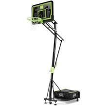 EXIT Galaxy versetzbarer Basketballkorb auf Rädern - Black Edition