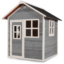 EXIT Loft 100 Holzspielhaus - grau