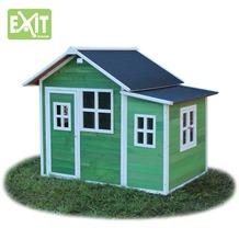 EXIT Loft 150 Holzspielhaus - grün