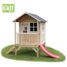 EXIT Loft 300 Holzspielhaus - naturel