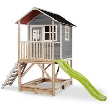 EXIT Loft 500 Holzspielhaus - grau
