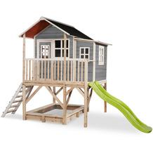 EXIT Loft 550 Holzspielhaus - grau