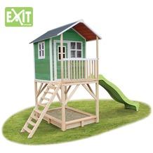 EXIT Loft 700 Holzspielhaus - grün