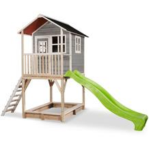 EXIT Loft 700 Holzspielhaus - grau