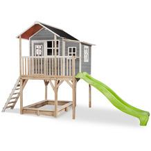 EXIT Loft 750 Holzspielhaus - grau