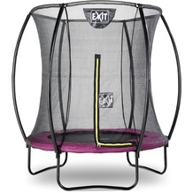 EXIT Silhouette Trampolin Pink Ø183cm (6ft)
