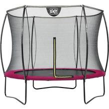 EXIT Silhouette Trampolin - rosa ø366cm