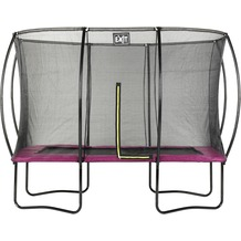 EXIT Silhouette Trampolin - rosa 214x305cm