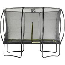 EXIT Silhouette Trampolin Rechteckig Schwarz 214x305cm (7x10ft)