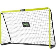 EXIT Tempo stählernes Fußballtor 240x160cm - grün/schwarz