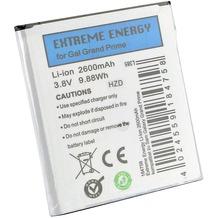 Extreme Energy Li-Ion 2600mAh für Samsung Galaxy Grand Prime